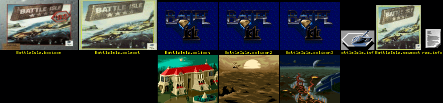 WHDLoad Install for Battle Isle (Blue Byte)