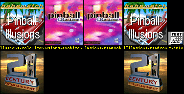 WHDLoad Install for Pinball Illusions (Digital Illusions/21st Century)