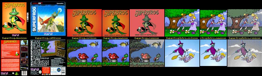superfrog amiga download