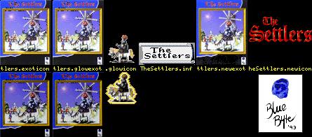 WHDLoad Install for The Settlers / Die Siedler (Blue Byte)